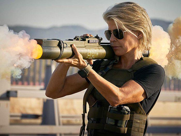 Terminator est l'un des films et séries à voir au mois de novembre.