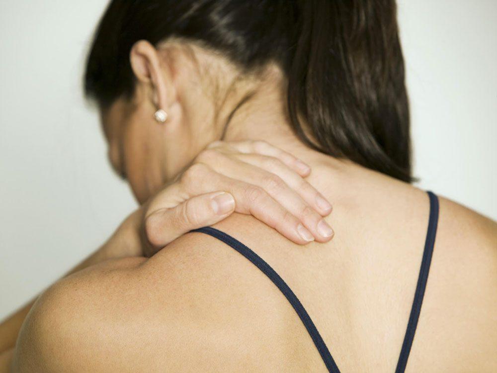 Les massothérapeutes peuvent savoir si votre soutien-gorge est trop serré.