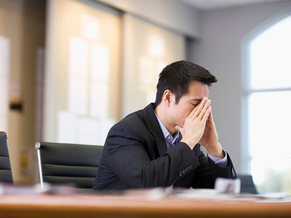 Les massothérapeutes peuvent savoir si vous êtes stressé.