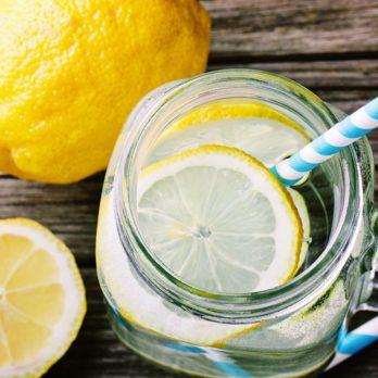 Limonade au thé glacé