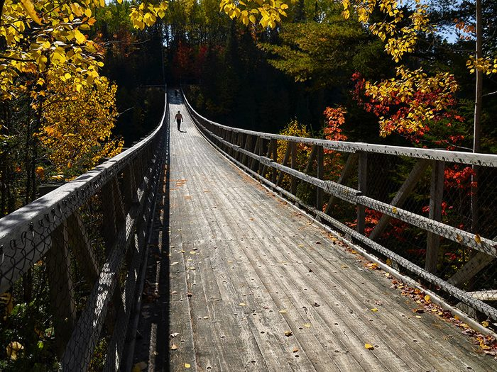 Saint-Narcisse-de-Rimouski est l'un des panoramas à couper le souffle au Québec.