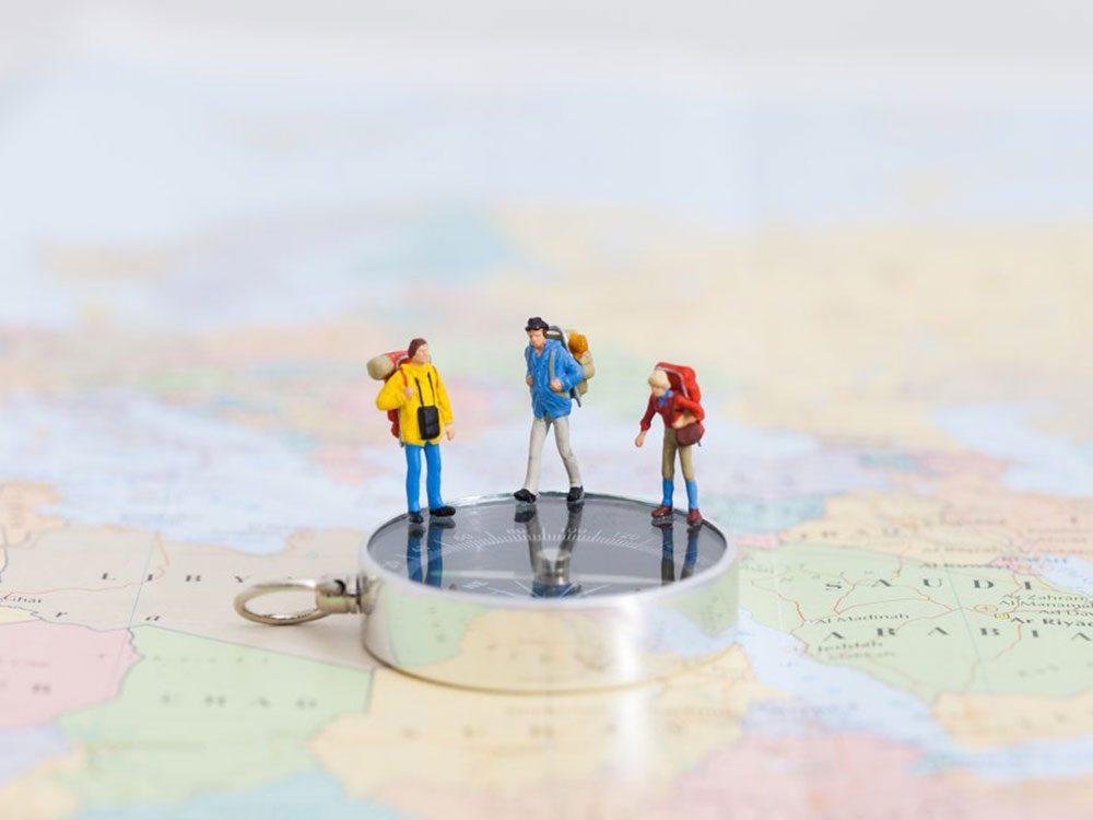 Ne payez pas en argent comptant car il n'existe aucun recours à la suite d'un vol ou d'une perte d'argent lorsque vous êtes en voyage.