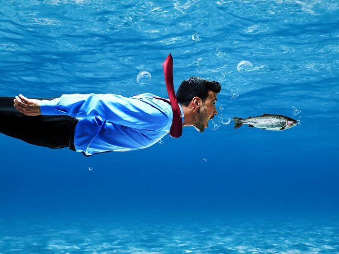 Photos hilarantes: mes indices boursiers ont-ils vraiment coulé?