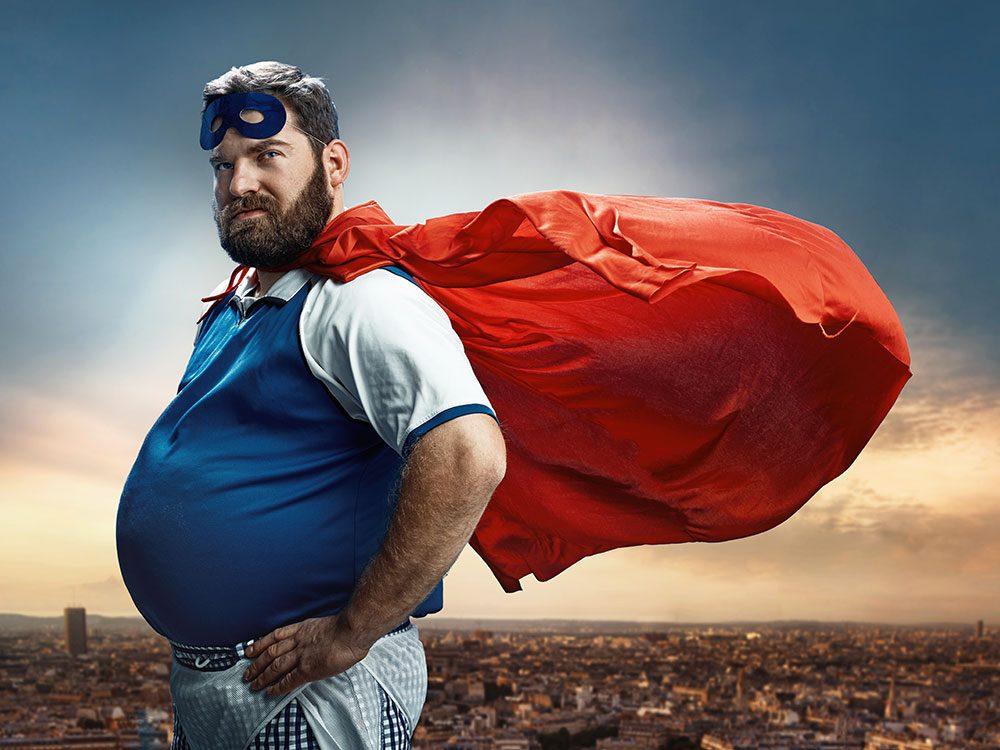 Photos hilarantes: superhéros du moment.