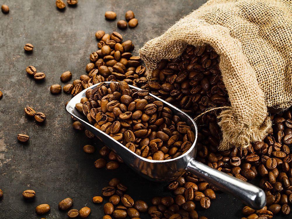 Testez ces délicieuses recettes à base de café!
