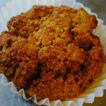 Muffins paléo au café et à la noix de coco
