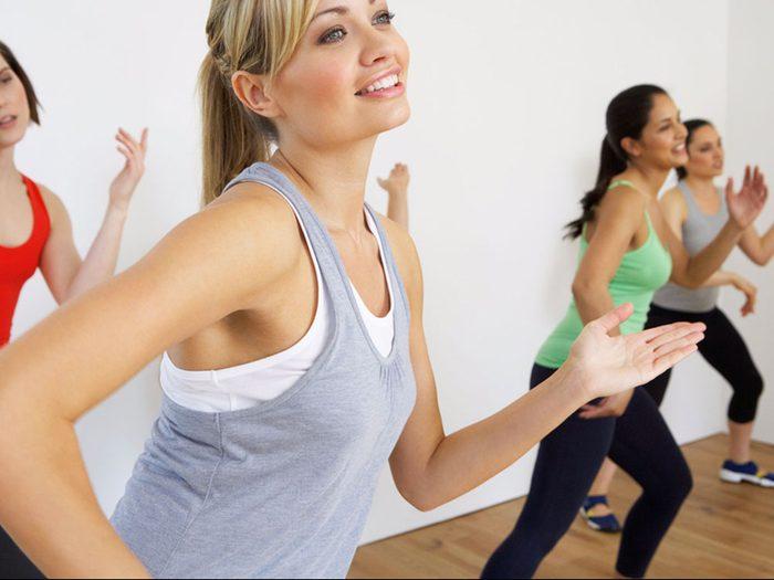 Danser est bon pour la santé des os.