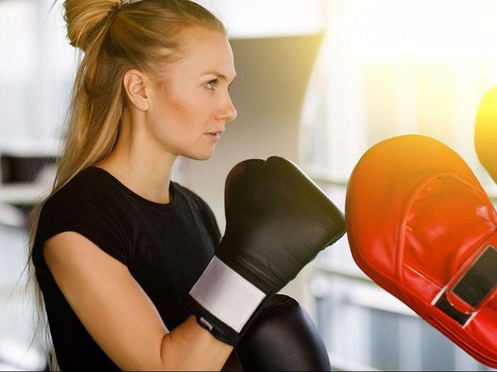 Rester actif est bon pour la santé des os.
