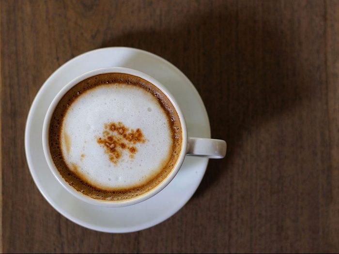 Le café est bon, mais pas pour la santé des os.