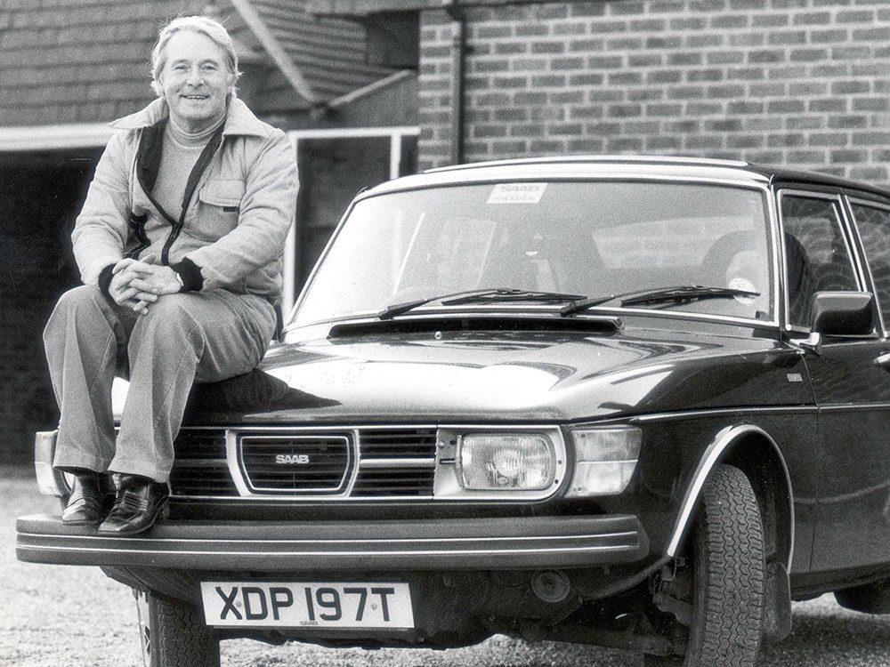 Les Saab sont des voitures vintages.