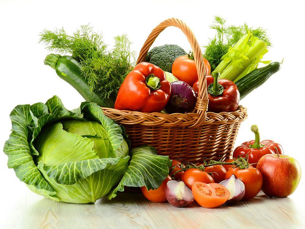 Pour manger plus de légumes, servez-les tels quels.
