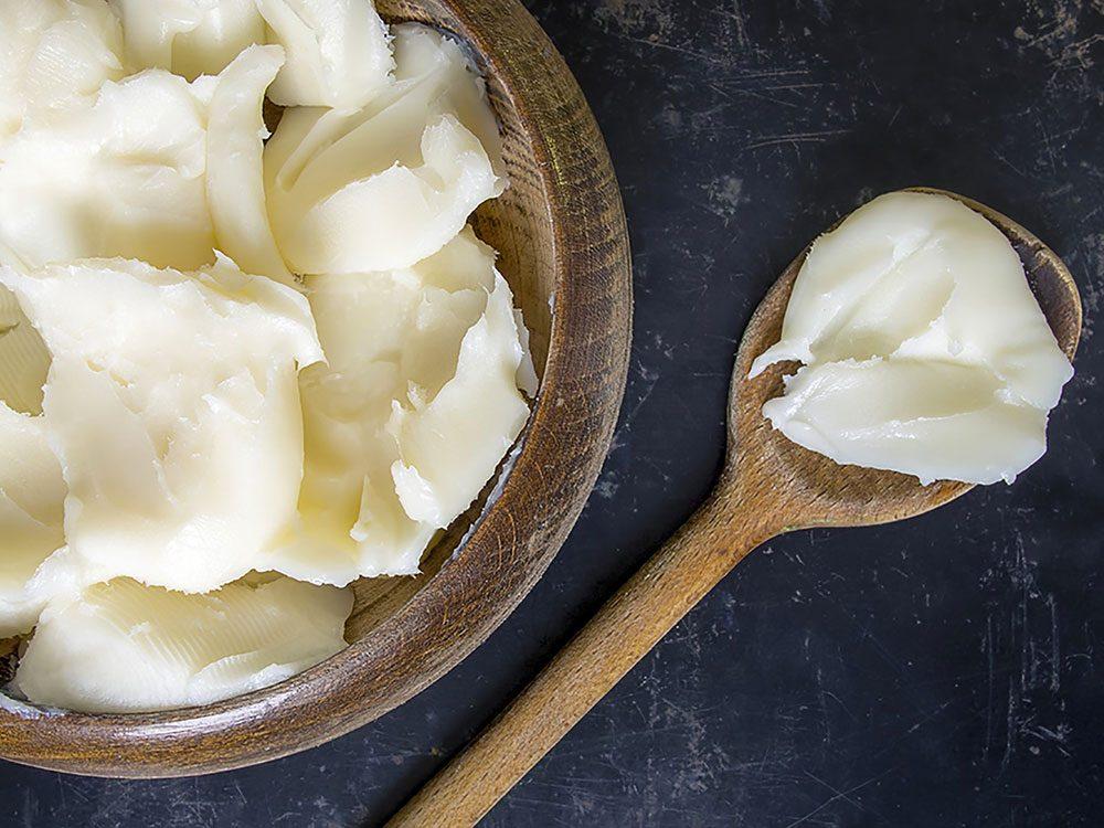 Le saindoux est l'un des aliments populaires maintenant, mais pas il y à 100 ans!