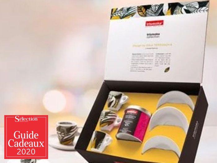 Le coffret Collection Trismoka fait partie des idées de cadeaux de Noël.