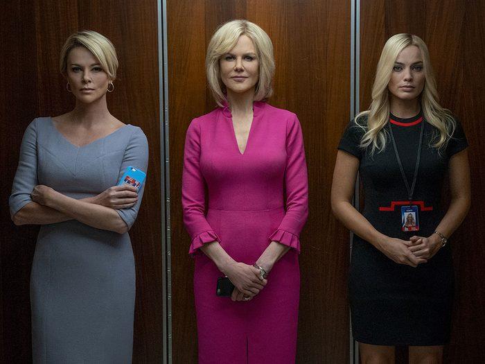 Scandale (Bombshell) est l'un des films et séries à voir au mois de décembre 2019!