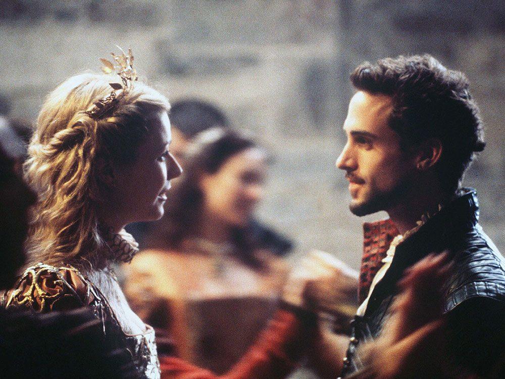 Shakespeare et Juliette est l'un des films au palmarès des pires erreurs historiques.