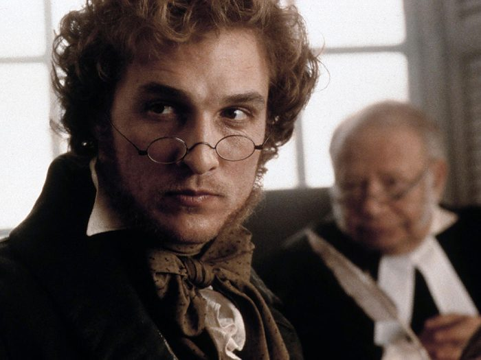 Amistad est l'un des films au palmarès des pires erreurs historiques.