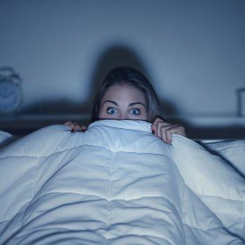 Ces 7 choses se produisent dans votre corps quand vous regardez un film d'horreur