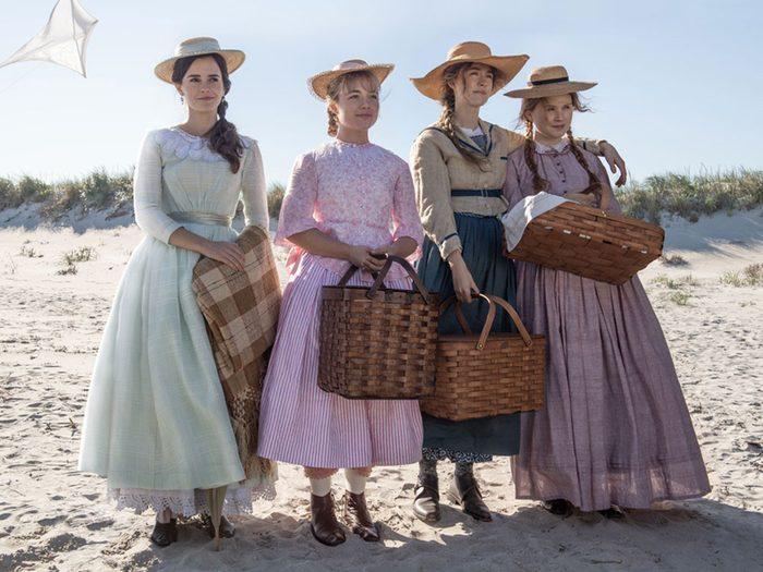 Les quatre filles du docteur March, est l'un des films et séries du mois de décembre 2019 recommandés par notre chroniqueuse Sonia Sarfati.