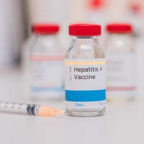 Si vous souffrez d'hépatite A, B ou C, votre foie est peut-être en mauvaise santé.