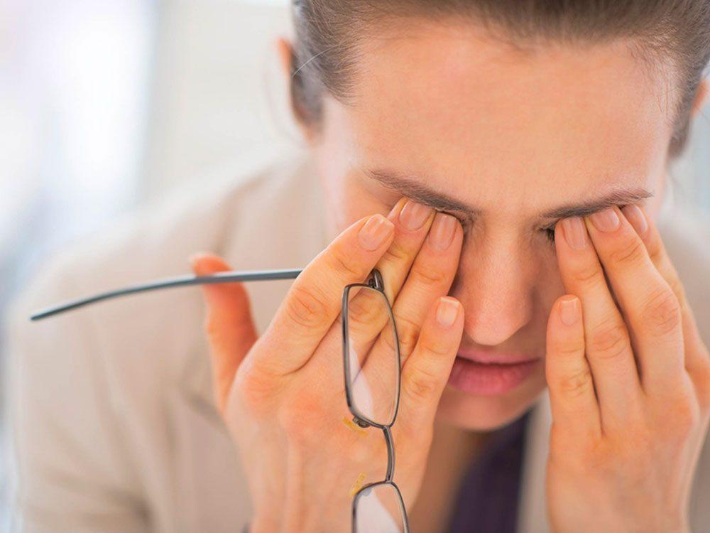 La fatigue peut être synonyme d'un foie en mauvaise santé.