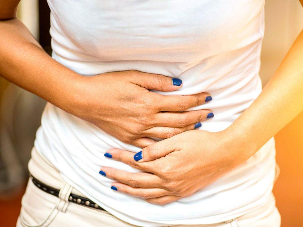 Si otre ventre se remplit de liquide, c'est synonyme que votre foie est en mauvaise santé.