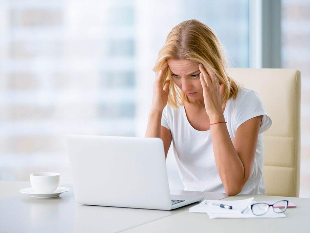 Si vous êtes confus ou distrait c'est peut-être synonyme que votre foie est en mauvaise santé.