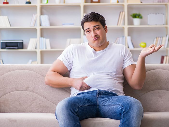 Un métabolisme plus lent ne veut pas dire qu'il ne faut pas perdre du poids.
