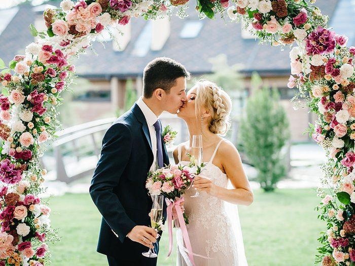 Les milléniaux ont fait disparaître le mariage traditionnel.