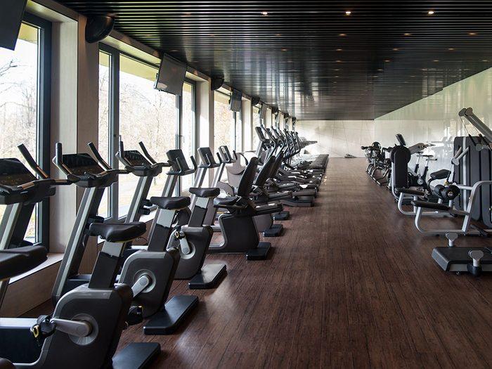 Les milléniaux ont fait disparaître les gros gyms.