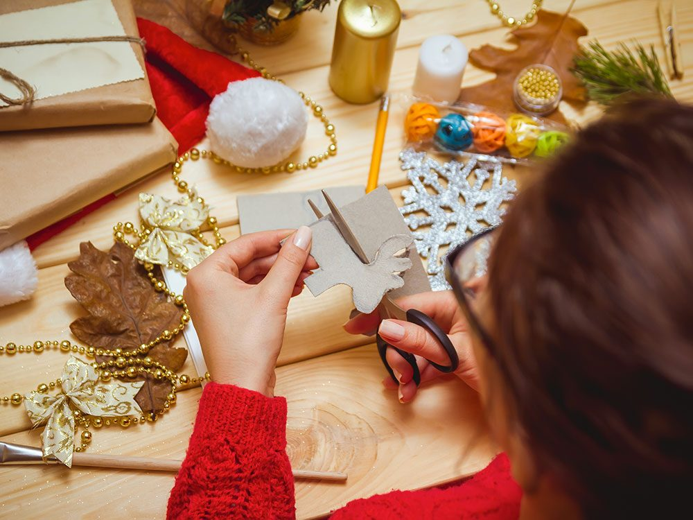 Pour Noël, n'offrez pas un DIY mal réussi.
