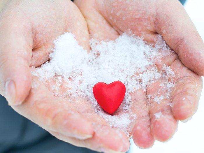 Le risque de crise cardiaque augmente de manière fulgurante pendant Noël et les fêtes.