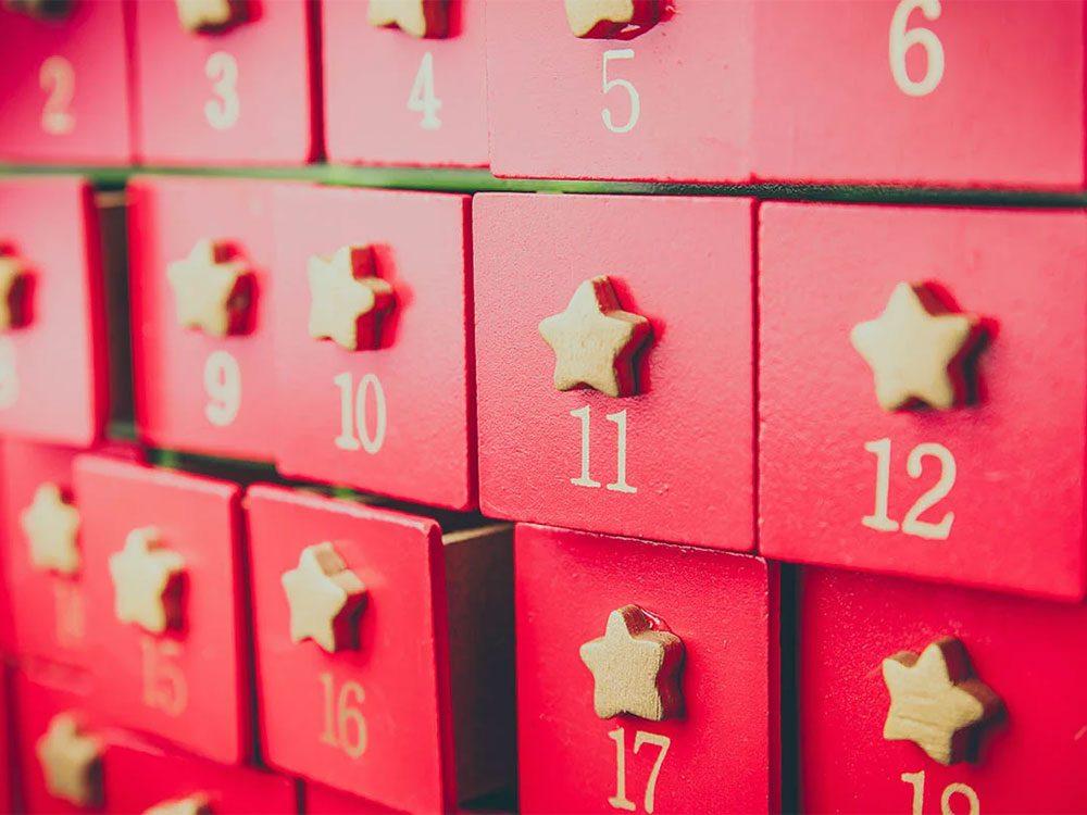 Offrez du temps en cadeau pour passer un Noël zéro déchet.