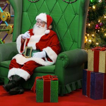 Oui, le père Noël existe… et on l'a rencontré!