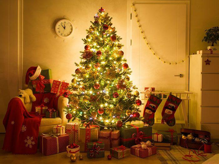 Le père Noël existe vraiment.