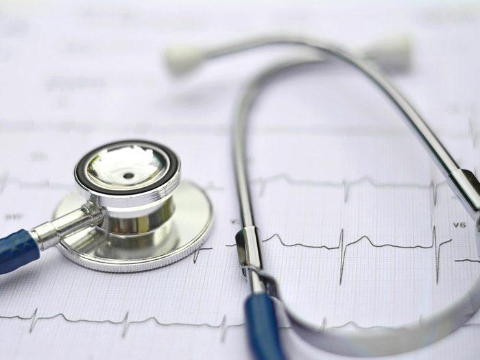 Une insuffisance cardiaque congestive peut être la cause de votre perte de poids inattendue.