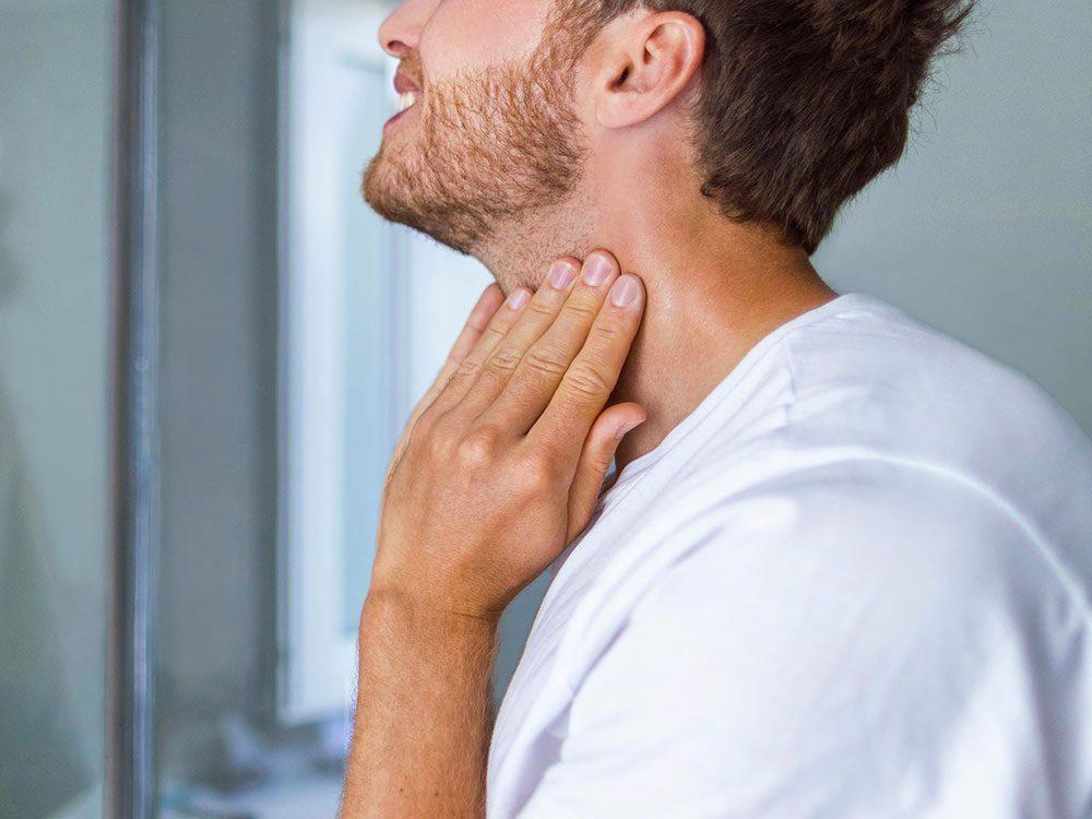 L'hyperthyroïdie peut être la cause de votre perte de poids inattendue.