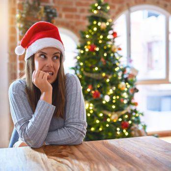 Traverser la période des fêtes quand on souffre de phobie sociale