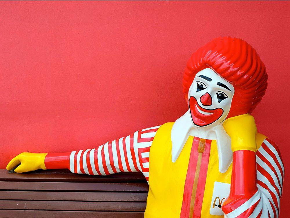McDonald's a été poursuivi pour un café brûlant.