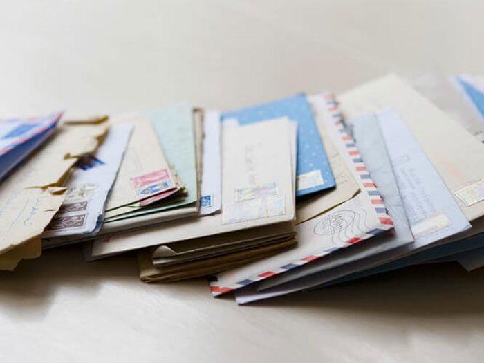 Les experts en rangement ne laissent jamais leur boîte de courriels déborder.