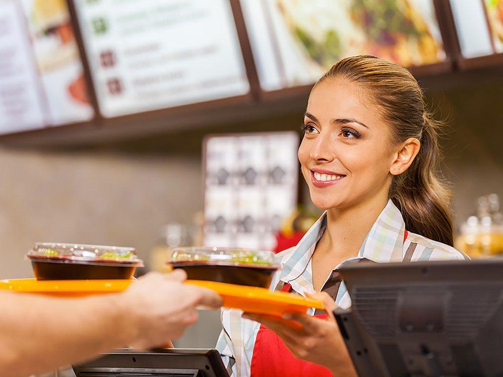 Tous les restaurants rapides n'ont pas été créés égaux.