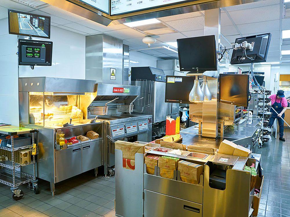 En restauration rapide, il arrive que les gérants obtiennent un bonus s'ils arrivent à retenir leur personnel.