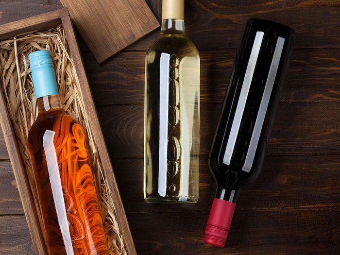 Limitez les boissons alcoolisées pour gérer votre stress.