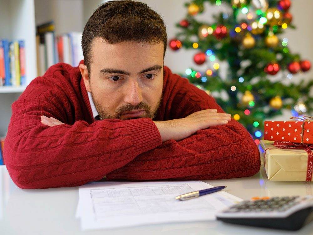 tress et anxiété durant les fêtes: 29 trucs simples pour mieux les gérer.
