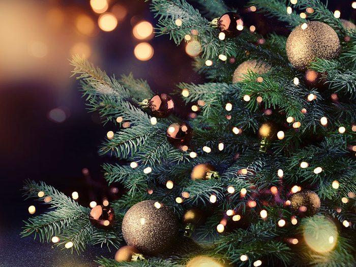 «Le plus beau moment de l'année» provoque beaucoup de stress.