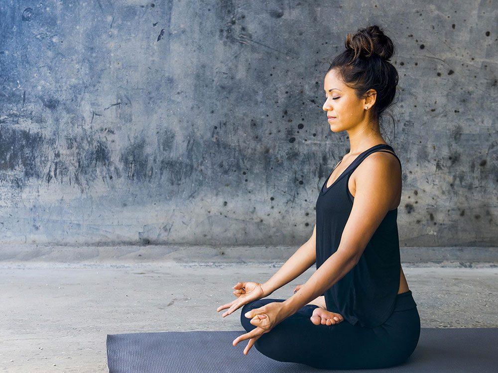 Prenez un ou des moments pour vous pour gérer votre stress.
