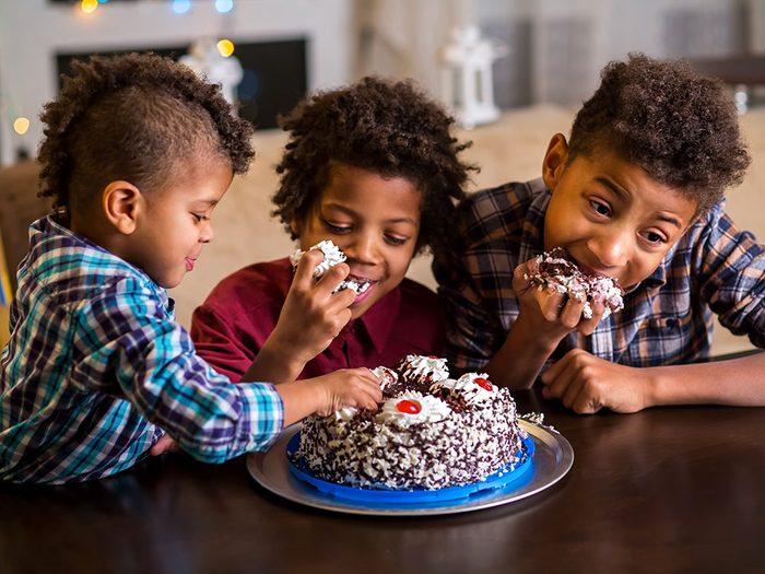 Le cerveau veut du sucre, encore et encore.
