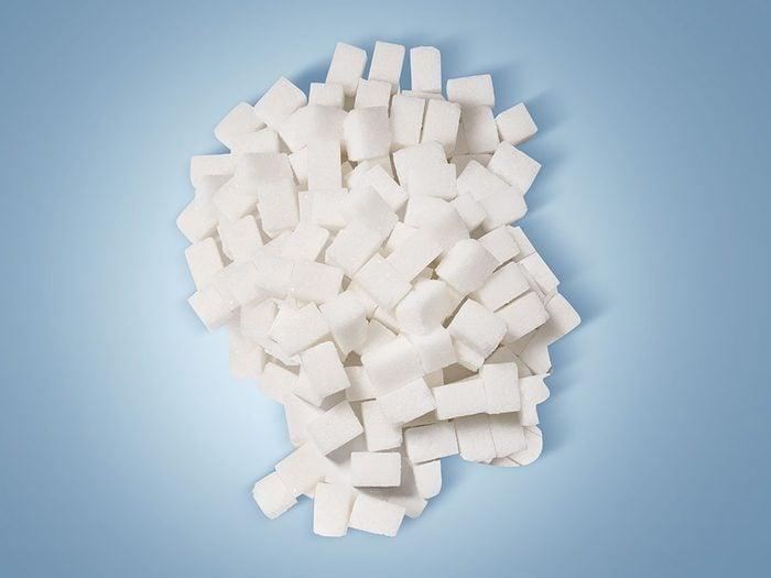 Le sucre et la formation de la mémoire