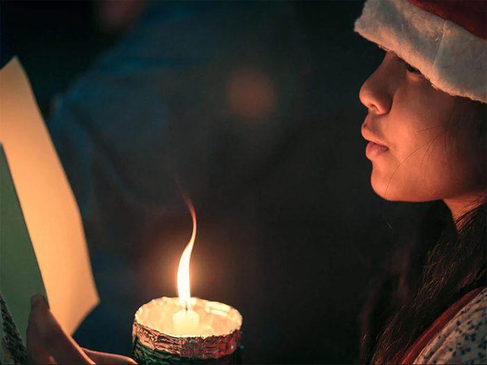 Temps des fêtes: les trois morceaux de Noël les plus populaires.