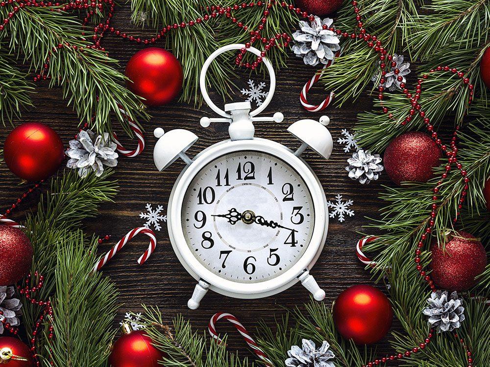 Voici 32 faits que vous ne savez pas concernant le temps des fêtes.