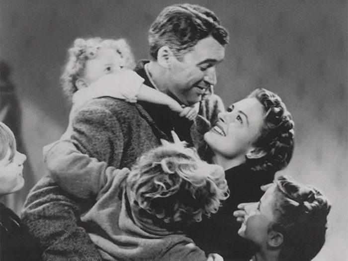 Temps des fêtes: le film «It's a Wonderful Life» a été jugé non américain par le FBI.